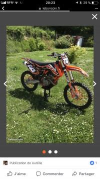 250sxf KTM