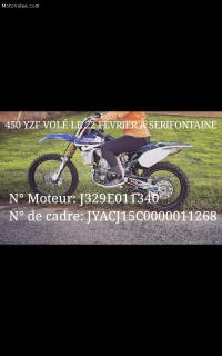 450 YZF