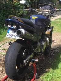 600 Hornet de 2004