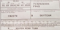 Dax Skyteam 50 SkyMax noir