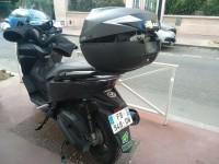 Honda Forza volé sur Paris 14eme
