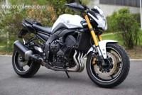Yamaha FZ8 2012 volée