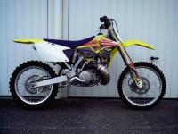 vol motocross 250 RM 2008