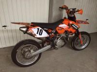 KTM 450 SMR 2007