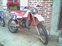 Yamaha 125 yz 1983