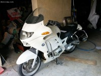 R1150RT Blanche version police