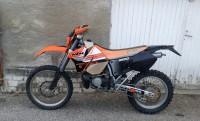 ktm 200 exc 2001