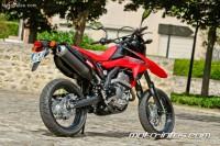 moto honda CRF 250 M volée à manosque