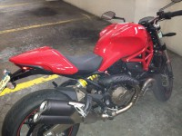 Ducati Monster 821 (Saint Cloud)