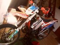 KTM 125 EXC ANNEE 2013