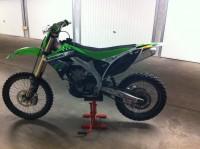 KXF 450 de 2011