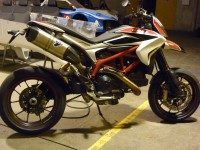 vol ducati hypermotard 821 sp