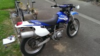 Vol Yamaha TT600RE