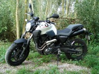VOL YAMAHA MT 03