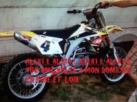 450 rmz 2007 volé