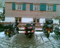 Moto volée après accident à Hargnies 08