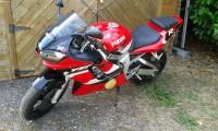 Yamaha YZF R6 2001