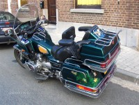 VOL de ma Moto Honda Goldwing 1200