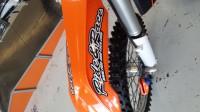 KTM 350 EXC-F stolen in Chalon-sur-Saone