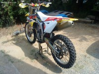 Motocross volée dans l'herault près de Montpellier