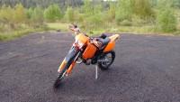 KTM 125 exc 2007