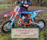 Ktm cross 50