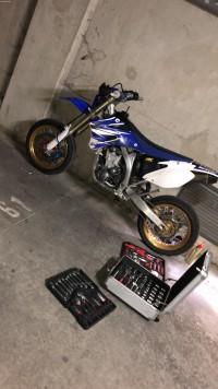 Ma moto a été volée