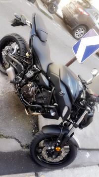 Ma moto toute neuve qui a 2 semaines ?