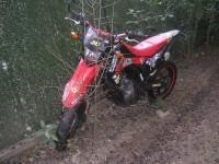 Moto Trouvée