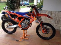MOTO VOLEE 250 sxf 2016