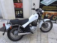 Moto volée quartier Fétilly - La Rochelle