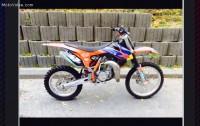 Motocross KTM 85 SX