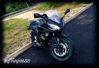 Ninja 650 2019