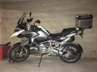 R 1200 GS blanche