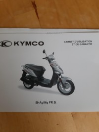 Scooter 50 AGILITY Kymco