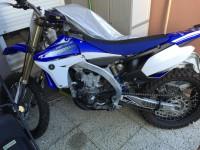 Vol 450 YZF