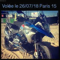 Vol BMW GS RALLYE