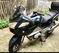 Vol BMW r1200rt de 2012