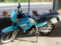 Vol honda 250 NX
