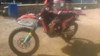 vol KTM SFX 250