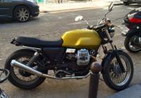 Vol Moto Guzzi V7 Café