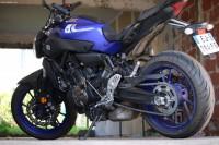 Vol moto Yamaha MT-07