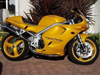 VOL TRIUMPH DAYTONA