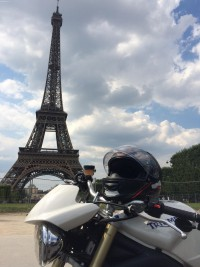 Vol Triumph Street Triple