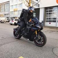 Vol Yamaha R1 2017