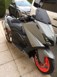 Vol Yamaha Tmax 530