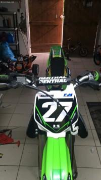 Volé motocross kx 85 grande roue