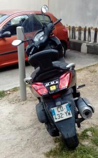 xmax 125 Marseille