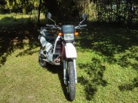 Yamaha DTLC 125cc volée