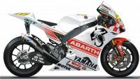 Yamaha TZR50 déco Abarth